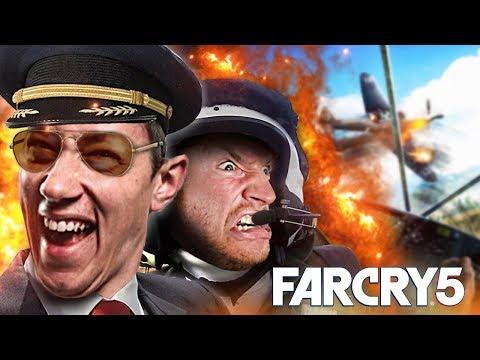 Wir heben ab Junge! | Far Cry 5 Koop Modus thumbnail