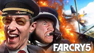 Wir heben ab Junge! | Far Cry 5 Koop Modus