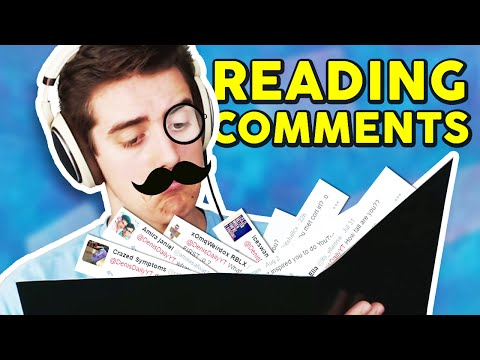 DENISDAILY Q&A!! | Reading Your Comments
