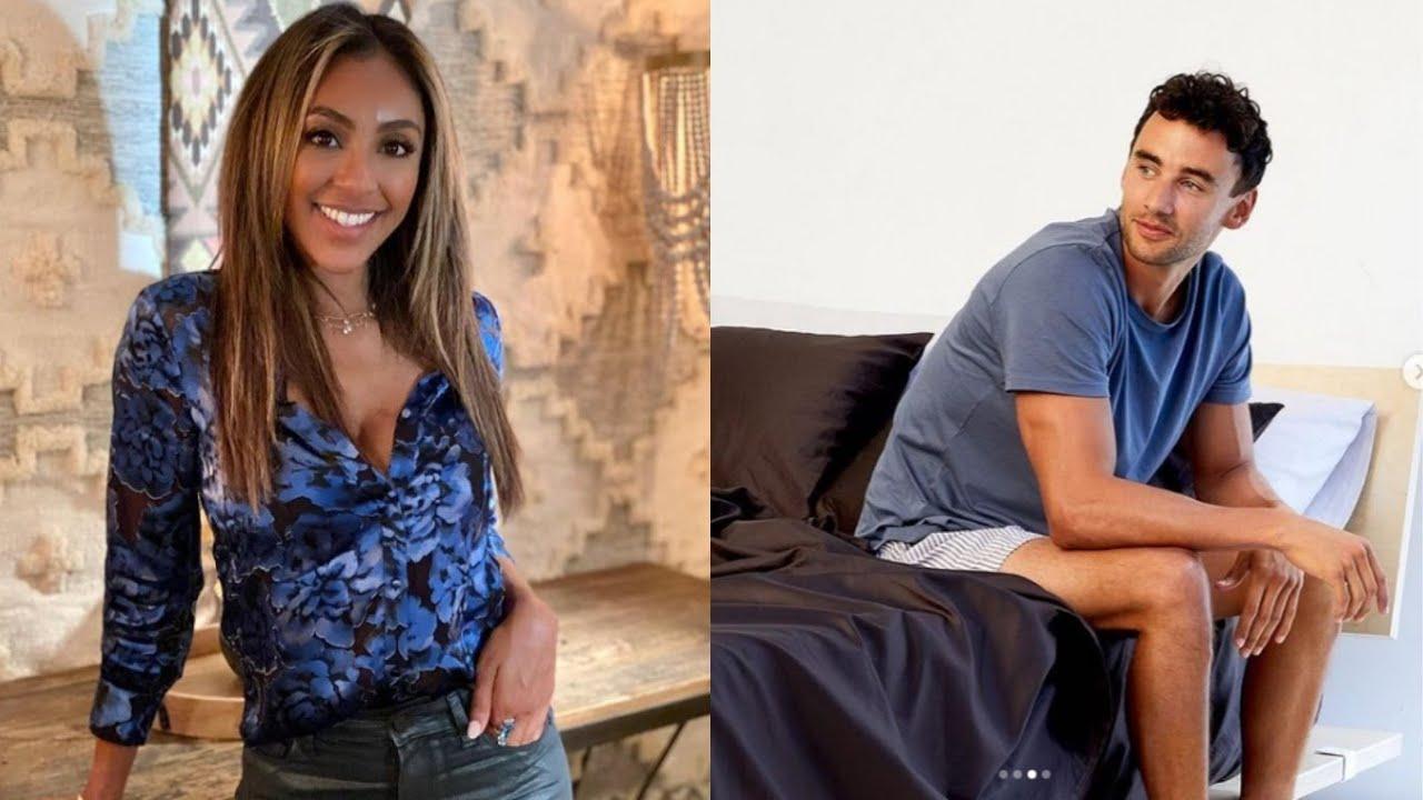 'Bachelorette' Tayshia Adams, fianc Zac Clark chat engagement ...