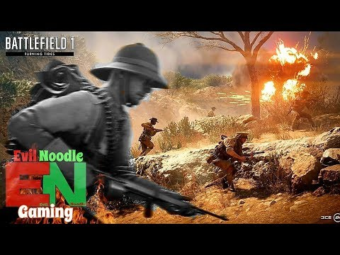 Battlefield 1 Turning Tides Supply Drop | PS4 Pro 1080p60 |