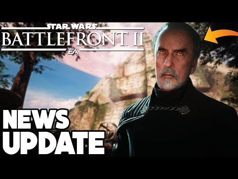 NEWS UPDATE: New Roadmap Details, HvV Changes Soon, Hotfix Patch Notes - Star Wars Battlefront 2 thumbnail