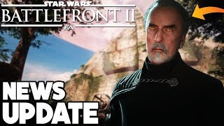 NEWS UPDATE: New Roadmap Details, HvV Changes Soon, Hotfix Patch Notes - Star Wars Battlefront 2