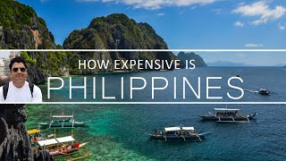 How Expensive is Philippines? Per Day Tourism Expenses in Manila!
