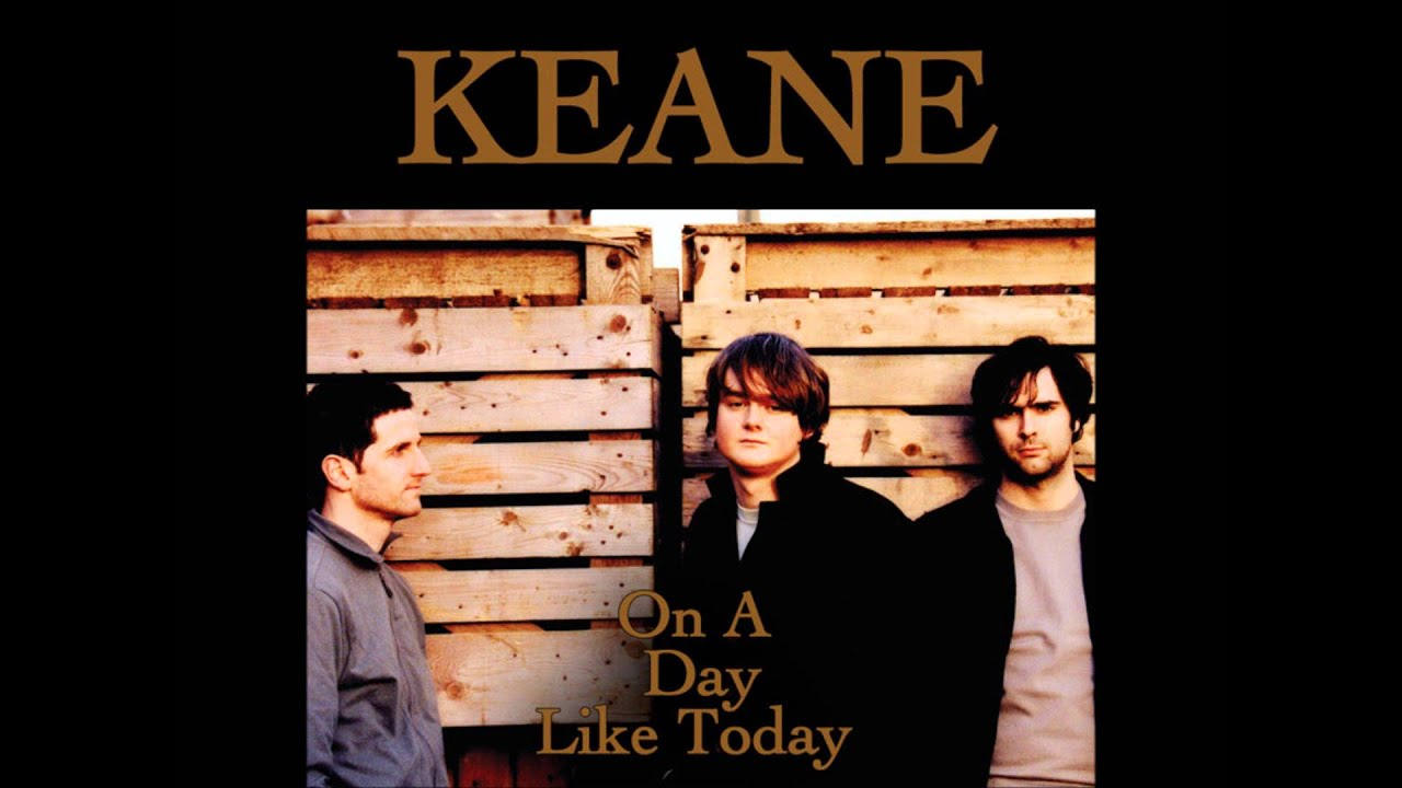 Keane - On A Day Like Today (Instrumental)