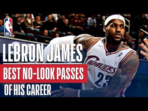 LeBron James' Best No-Look Passes of His Career