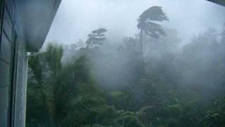 Cyclone Rene Tonga