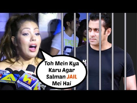 TMKOC Actress Munmun Dutta AKA Babita Ji SHOCKING Comments On Salman Khan Jail