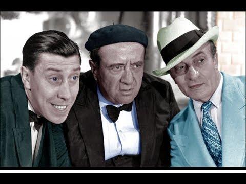 Les Rois du Sport * Avec Fernandel * couleur 1937