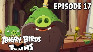 Angry Birds Toons | Bearded Ambition - S2 Ep17
