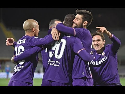 Fiorentina vs Sampdoria 3-2 | All Goals & Highlight HD | Coppa Italia 13-12-2017