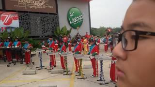 Marching Band GNKI Pembukaan Porseni
