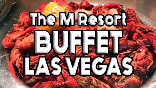 Video The M Resort Las Vegas Buffet Lunch Tour download MP3, 3GP, MP4, WEBM, AVI, FLV Desember 2017