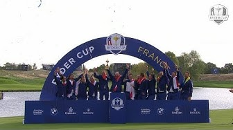 Ryder Cup 2018 - Final Day Round-up