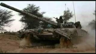 Indian Army Warrior Song - I am a Soldier and I am marching on