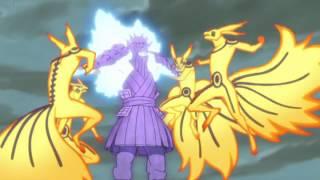 Naruto vs Sasuke Final Battle HD   Naruto Shippuden Episode 476 477