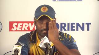 Thisara Perera Man of the Series - Pakistan tour