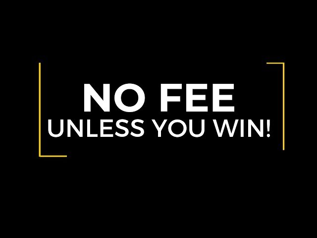 No Fee Unless You Win! - Schweickert Ganassin Krzak Rundio, LLP