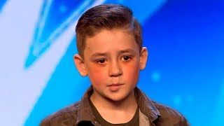 Autistic Boy Was Told He Couldnand39t Win Americaand39s Got Talent