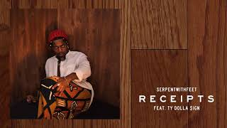 serpentwithfeet - Receipts feat. Ty Dolla $ign (Official Audio)