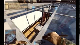 【BF4】クレイモアをガラスに設置してそのガラスを割るとこうなる