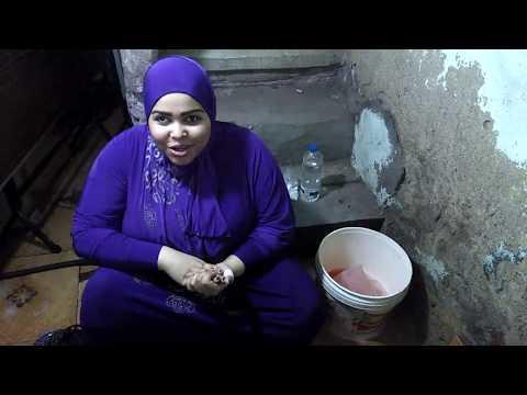 يلامعايا نغسل السجاد علشان رمضان  خلطه جبارة