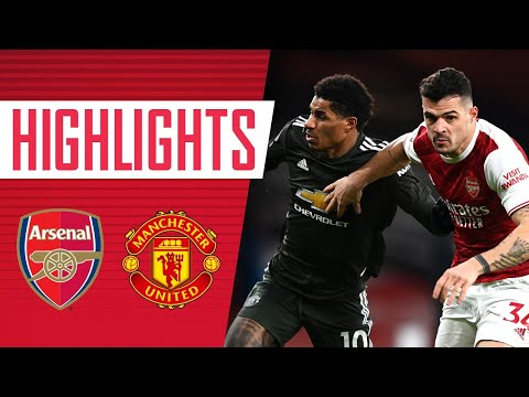 HIGHLIGHTS | Arsenal vs Manchester United (0-0) | Premier League