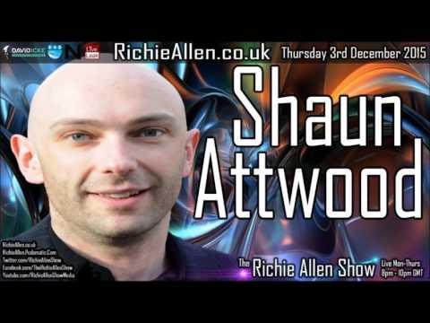 Shaun Attwood on Richie Allen Show (DavidIcke.com)