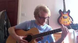 Alt-J - Interlude 2 (Andrew Hodkinson Guitar Cover)