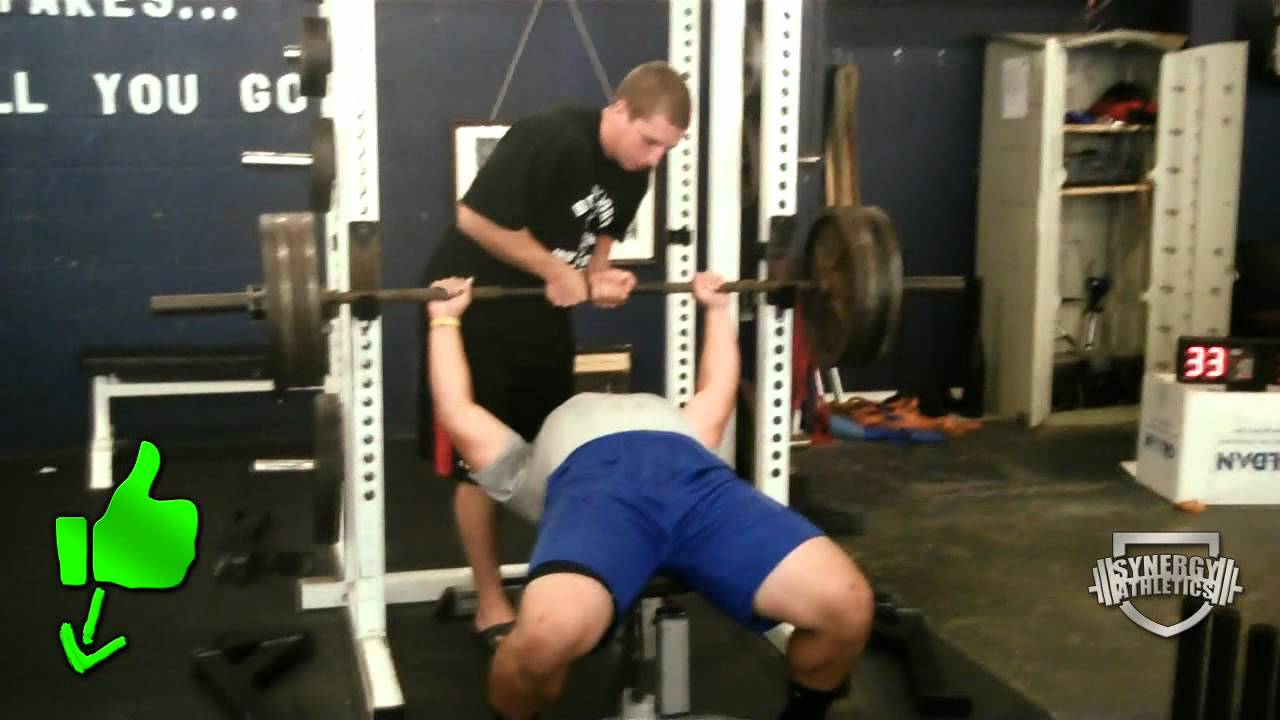 braden smith bench press - photo #36
