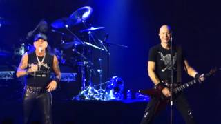 """ACCEPT """"Dark Side Of My Heart"""" Live at Ray Just Arena, Moscow, 26.11.2015"""