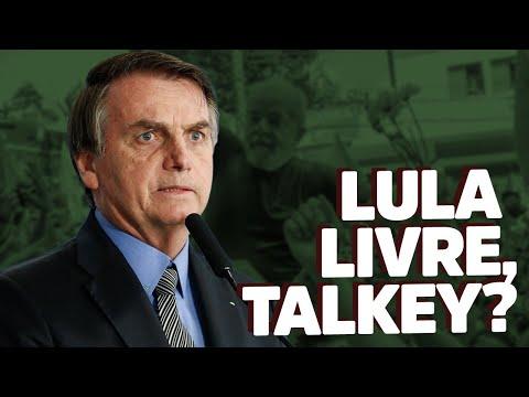 URGENTE: Bolsonaro agiu para soltar Lula