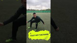 Day 1 - Train at Speed with CR7