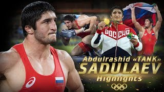 Abdulrashid Sadulaev highlights | Абдулрашид Садулаев лучшие моменты | WRESTLING