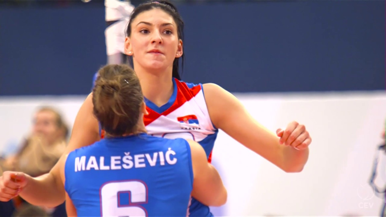 EuroVolley 2019 - Women | The 24 teams