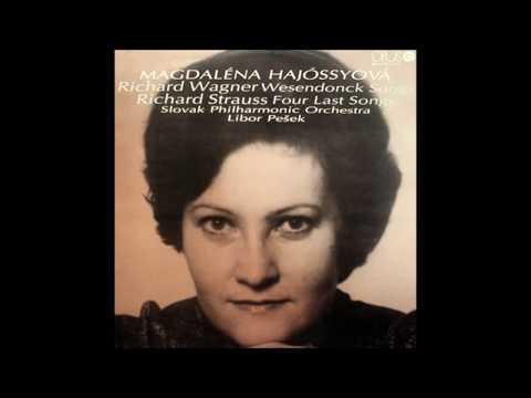 R. Strauss - Vier letzte Lieder - Hajóssyová