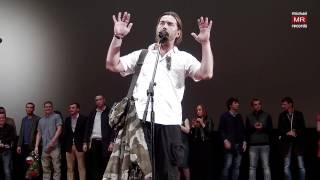 """Паук на премьере фильма """"ОколоФутбола""""  KTR-TV"""