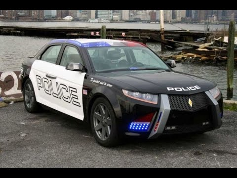 slide show series 1 future police cars youtube