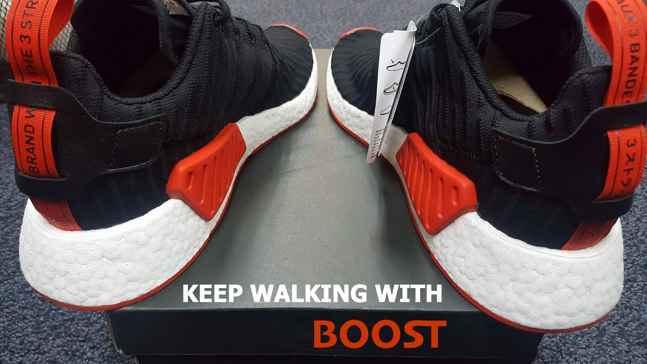 Men's Shoes SNEAKERS adidas Originals NMD R2 Primeknit Bb2909