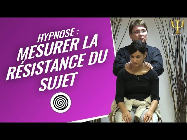 Formation Hypnose Marseille : Hypnose par dissociation par Philippe Vernois.
