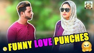 Hyderabadi Young Stars |Funny Love Punche | Ilyas Comedy Back To Back || Hyderabadi Young Stars