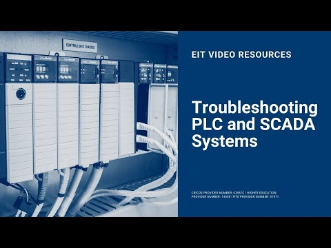 Troubleshooting PLC and SCADA Systems