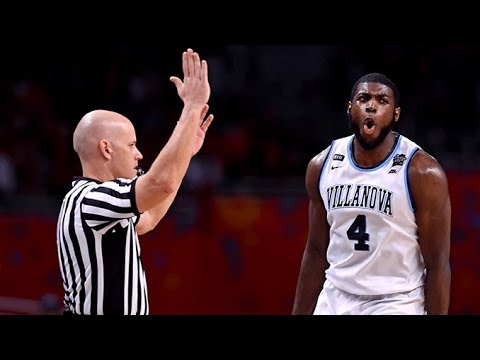 Kansas vs. Villanova: Wildcats\' hit a Final Four record 18 three-pointers