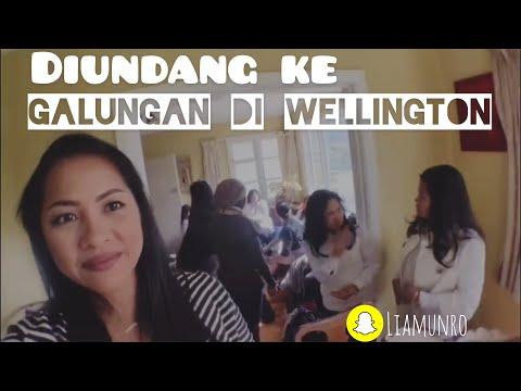 Vlog #7 | Galungan di Wellington | kumpul2 orang indo | menikah dengan bule | New Zealand