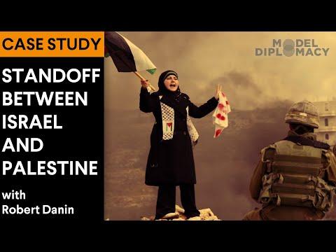 Israeli-Palestinian Impasse Case Study | Model Diplomacy