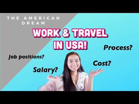 EP. 1 The American Dream –  WORK AND TRAVEL IN USA || riooowgrande