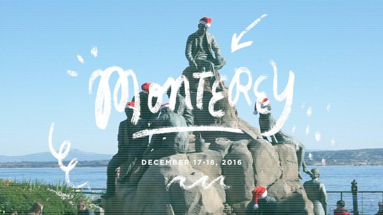 Weekend In Monterey Youtube