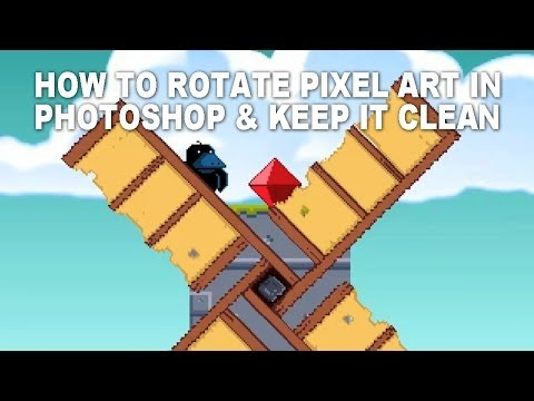 how to get photoshop to stop rotating