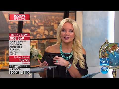 HSN | Connie Craig-Carroll's Jewelry Picks 08.18.2017 - 04 PM