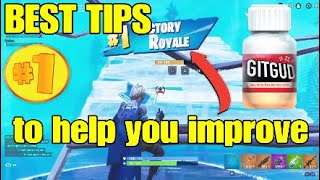 #1 TIP HOW TO IMPROVE AT FORTNITE! | HOW TO GET BETTER AT FORTNITE | CONSOLE TIPS PS4/XBOX! | FNBR